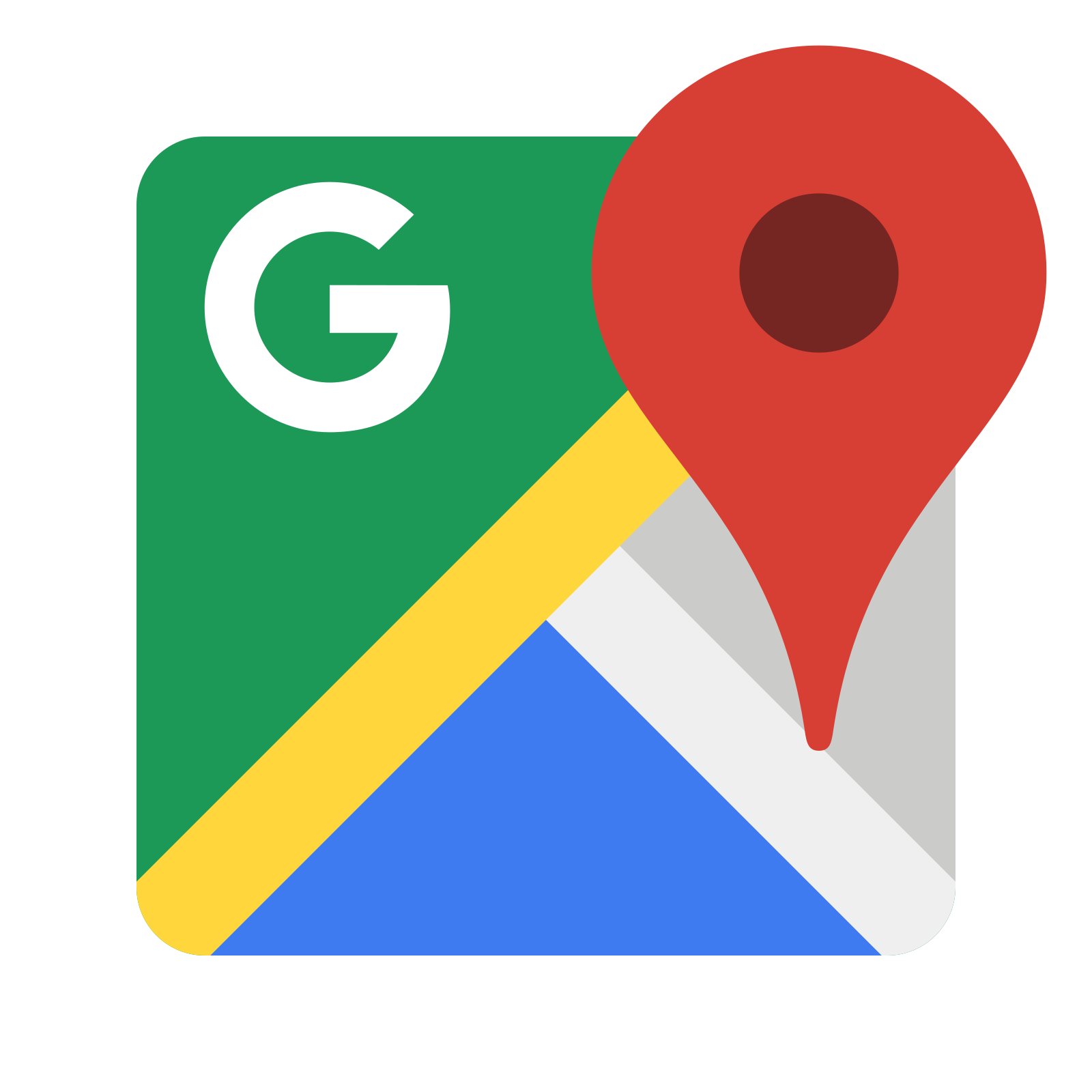 Google Maps Icon - Google Maps PNG