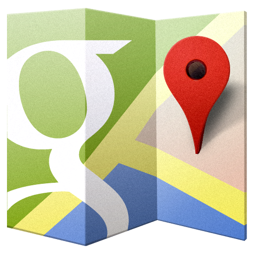 Google-Maps Icon. PNG File: 512x512 Pixel - Google Maps PNG