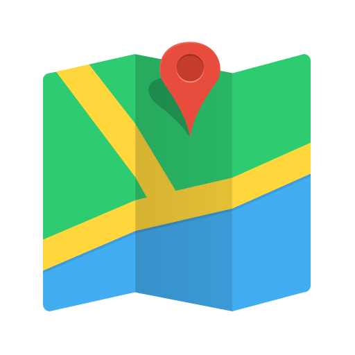 google maps, locate, location, map, marker, navigation, pin, pointer.  Download PNG - Google Maps PNG