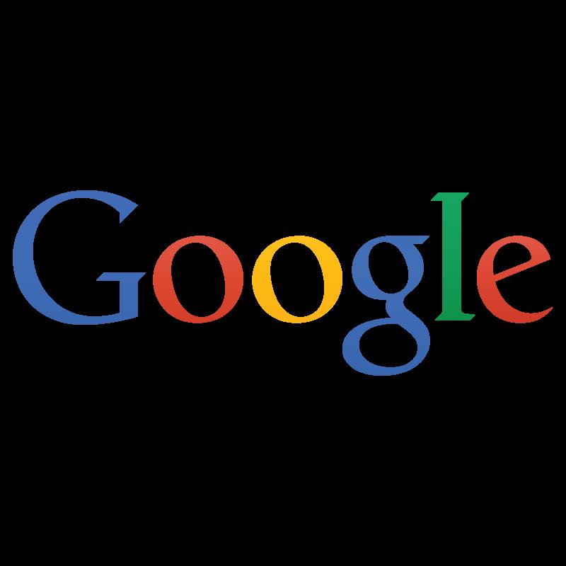 Google vector logo (old) - Google Photos Logo Vector PNG