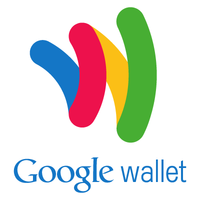 Google Wallet logo vector