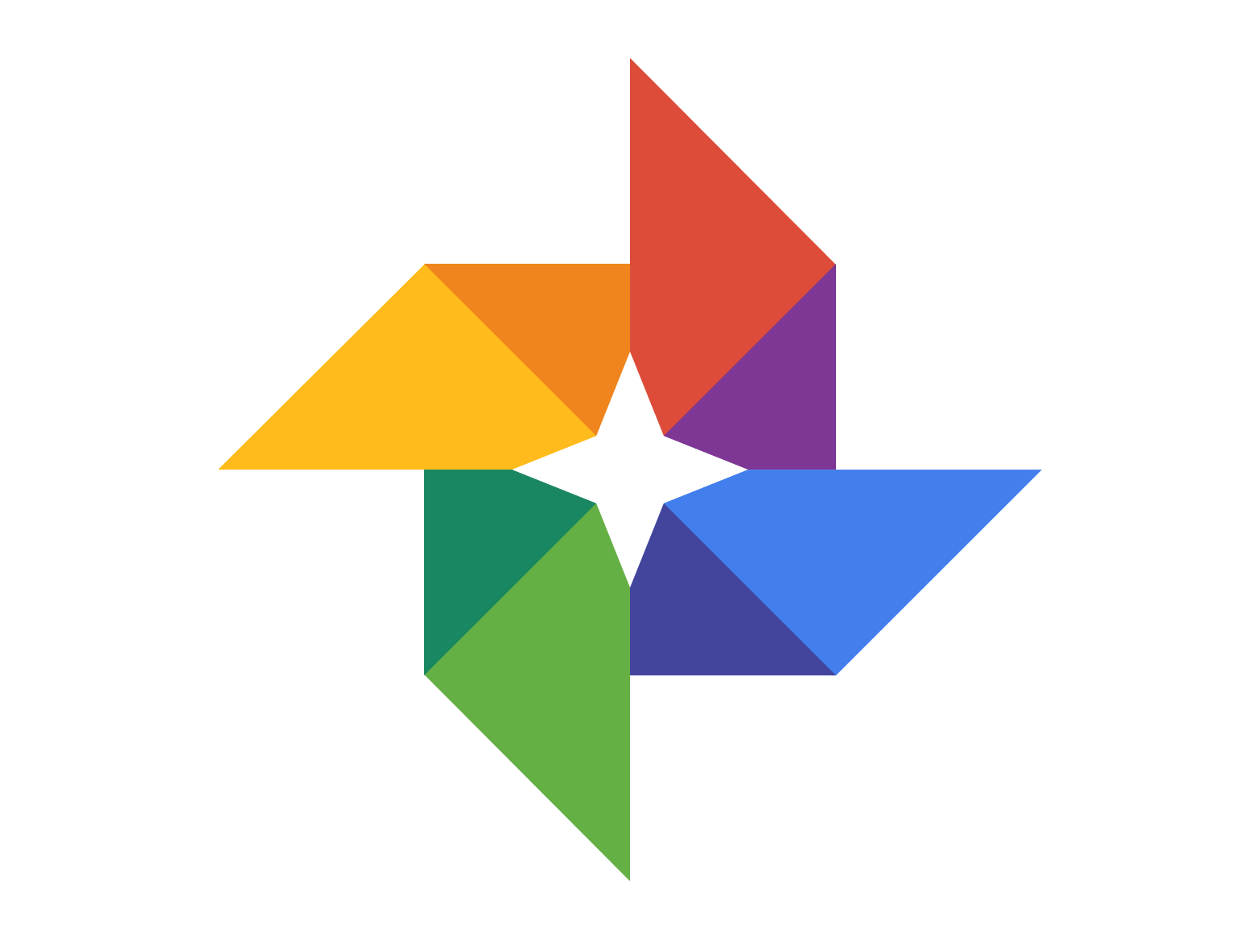 File:Google-Photos-icon-logo.png - Google Photos PNG