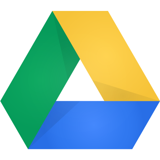 File:Logo of Google Drive.png - Google Photos PNG