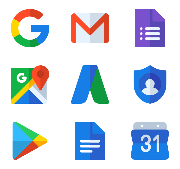 Google suite - Google Photos PNG
