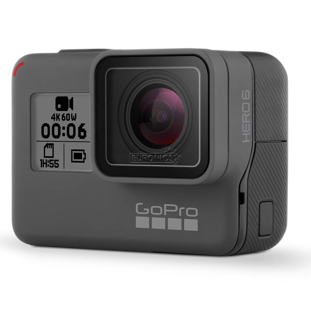 Action camera HERO6 Black Edition, GoPro - Gopro HD PNG