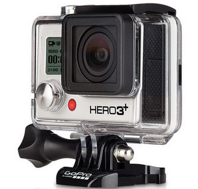 GoPro Hero 3  - Gopro HD PNG