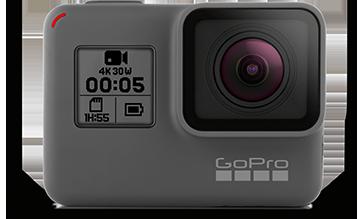 GoPro HERO5 Black - Gopro HD PNG