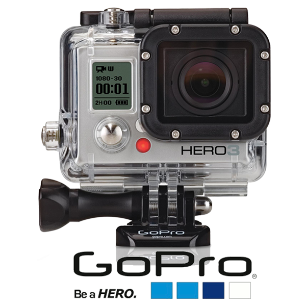 Gopro Hero 3 White Png Gopro PNG Transparent ...