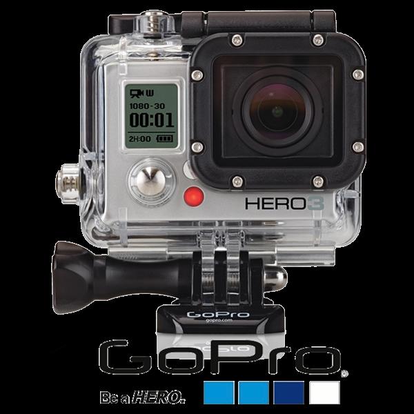 Go for GoPro Hero Camera Rent
