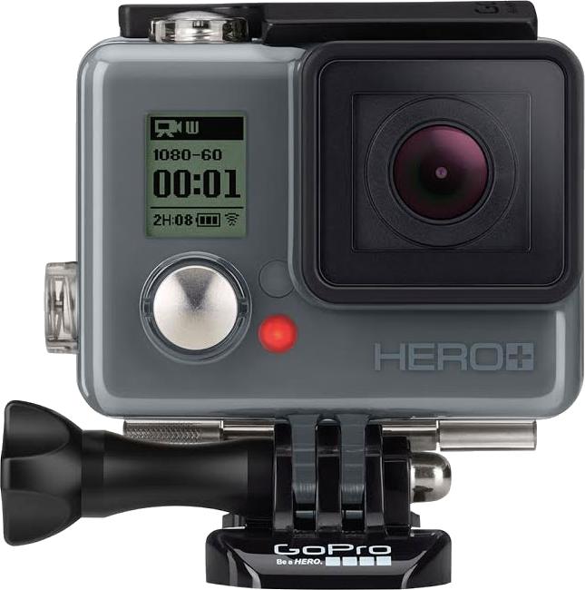 GoPro Hero 3  camera PNG