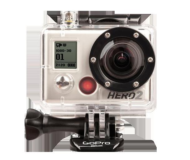 GoPro Hero 2 Camera PNG - Gopro PNG