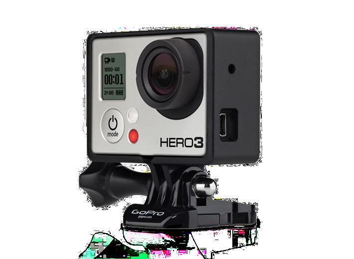 GoPro Hero 3 Camera PNG - Gopro PNG