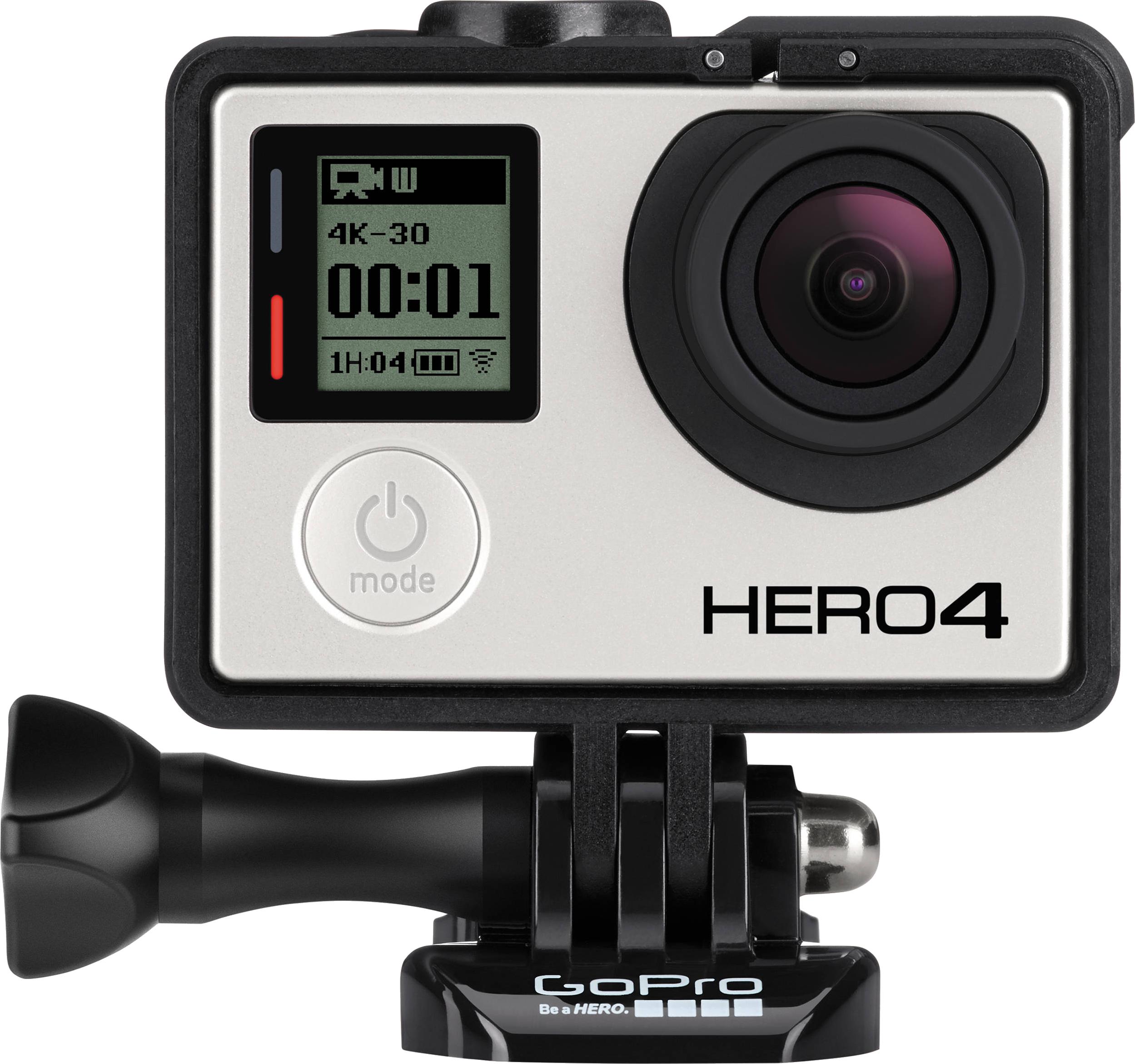 GoPro Hero 4 Camera PNG - Gopro PNG