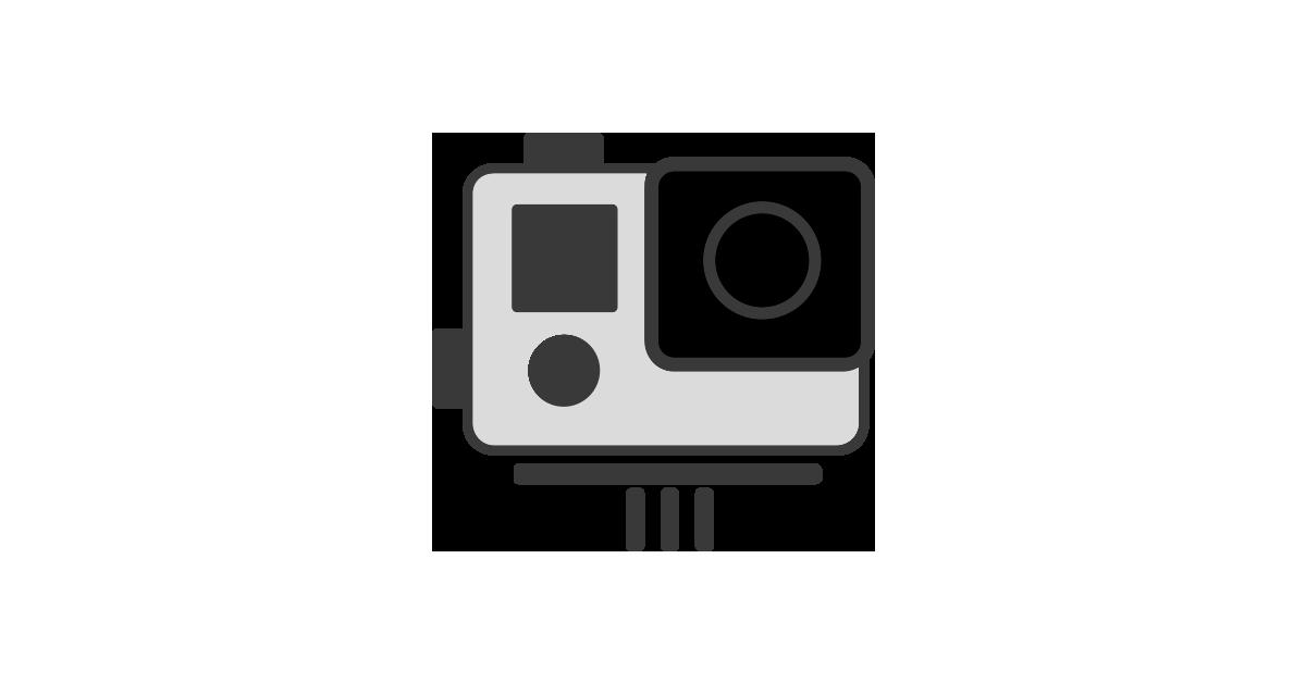 GoPro Hero Camera PNG - Gopro PNG