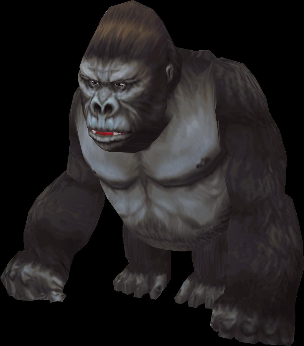 Gorilla PNG - 12146