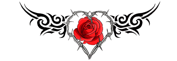 Gothic Tattoos PNG - 10982