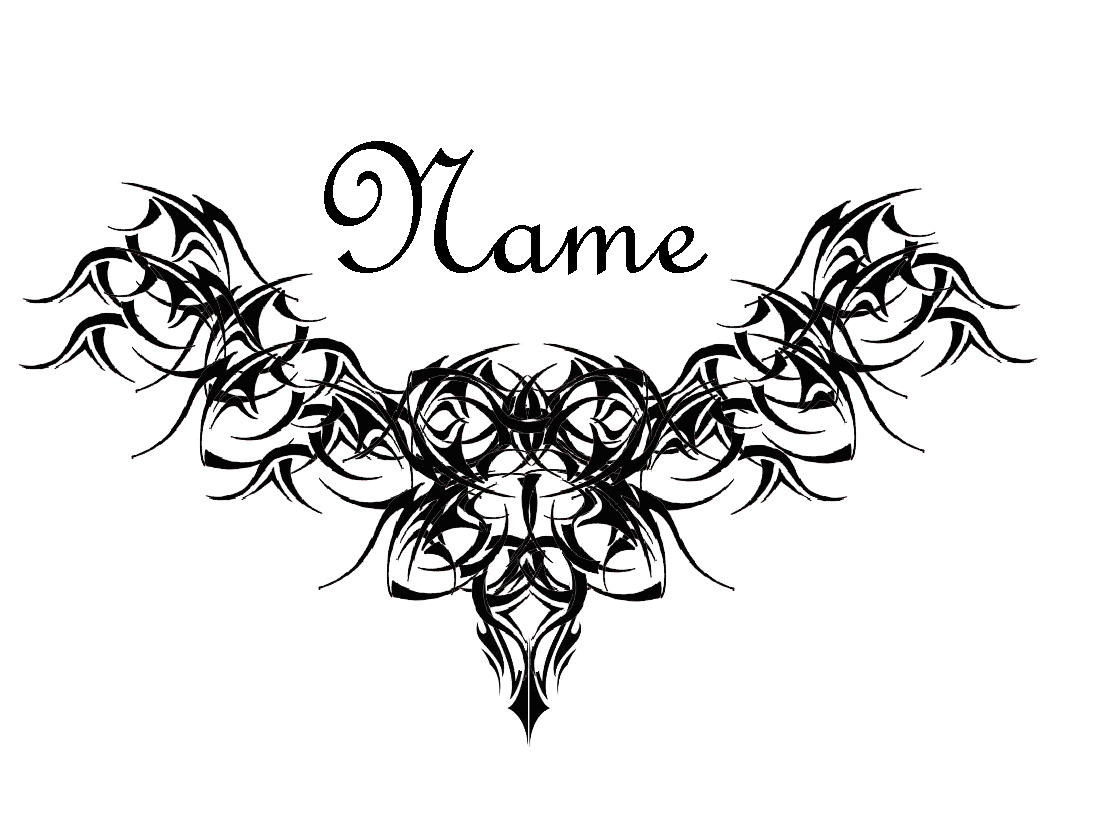 Gothic Tattoos PNG - 10987