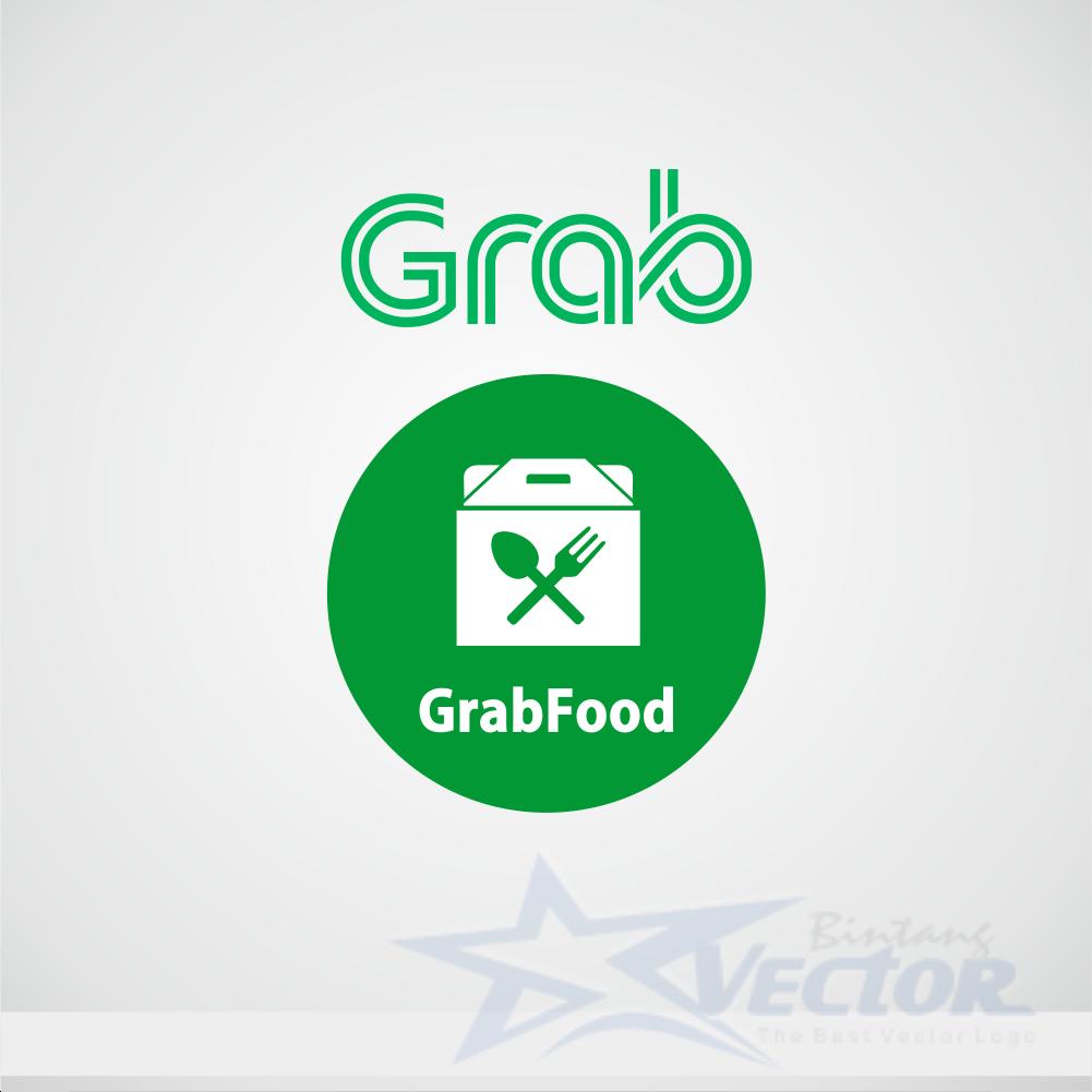 Grab Food Logo Vector Cdr Download - Bintangvector Pluspng.com - Grab Food Logo PNG