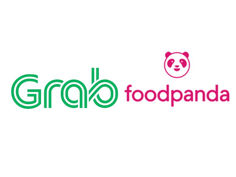 Grabfood, Foodpanda Resume Operations In Luzon Amid Quarantine - Grab Food Logo PNG