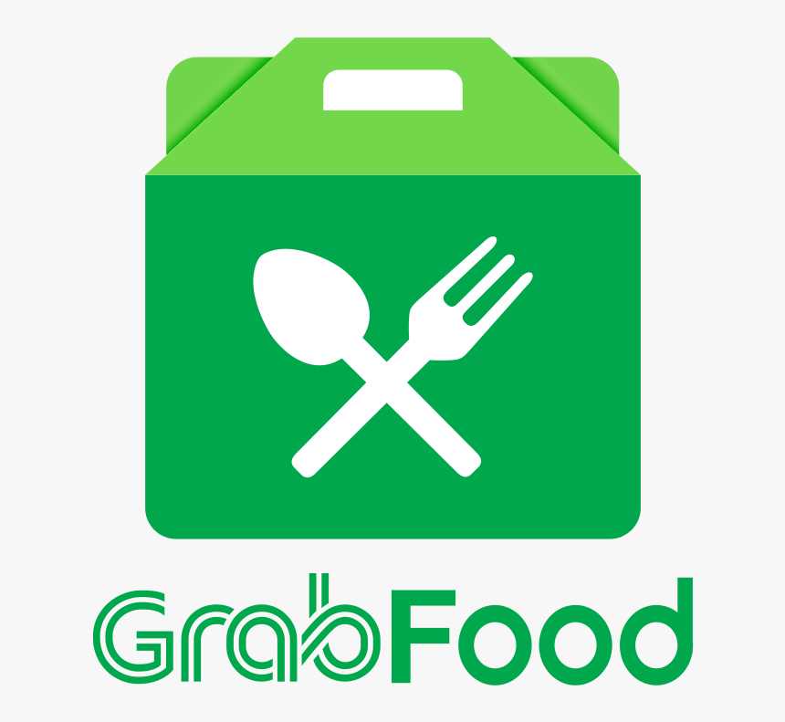 Grab Food Logo Png, Transparent Png - Kindpng - Grab Logo PNG