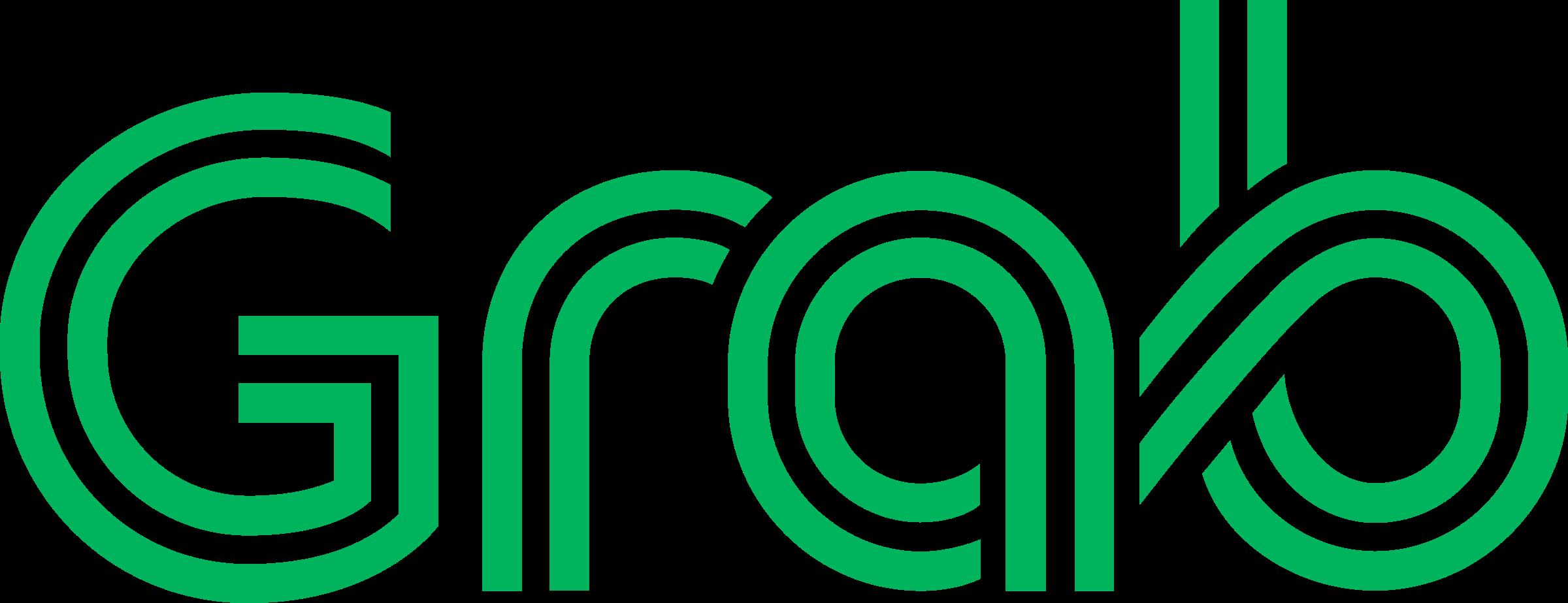 Grab Logo PNG