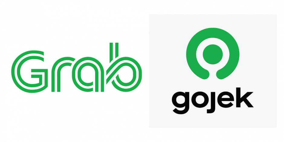 Why A Grab And Gojek Merger Could Disrupt Advertising In South Pluspng.com  - Grab Logo PNG