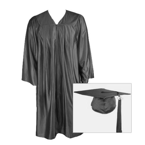 Graduation Gown PNG - 47553