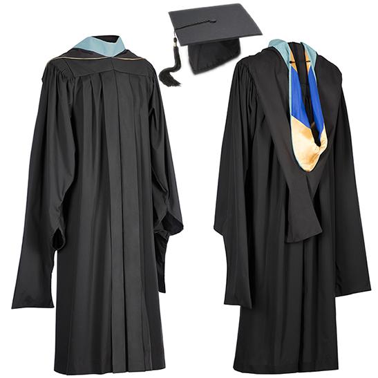 Graduation Gown PNG - 47556