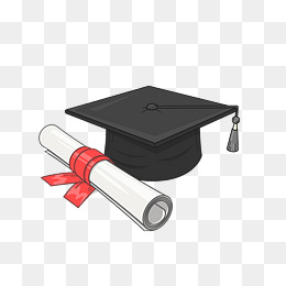 Graduation Hat PNG - 65339