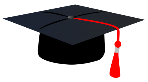 Graduation Hat PNG - 65348