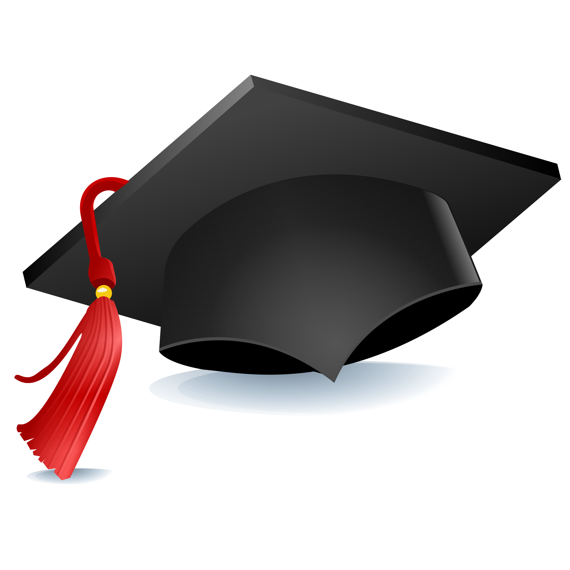 Graduation Hat PNG - 65336