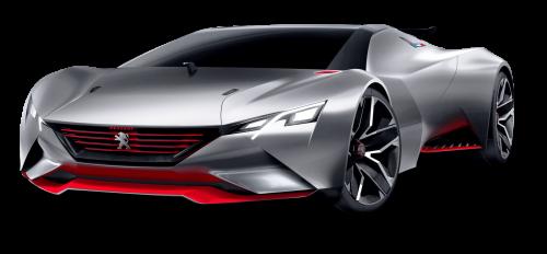 Peugeot Vision Gran Turismo Car PNG Image - Gran Turismo PNG