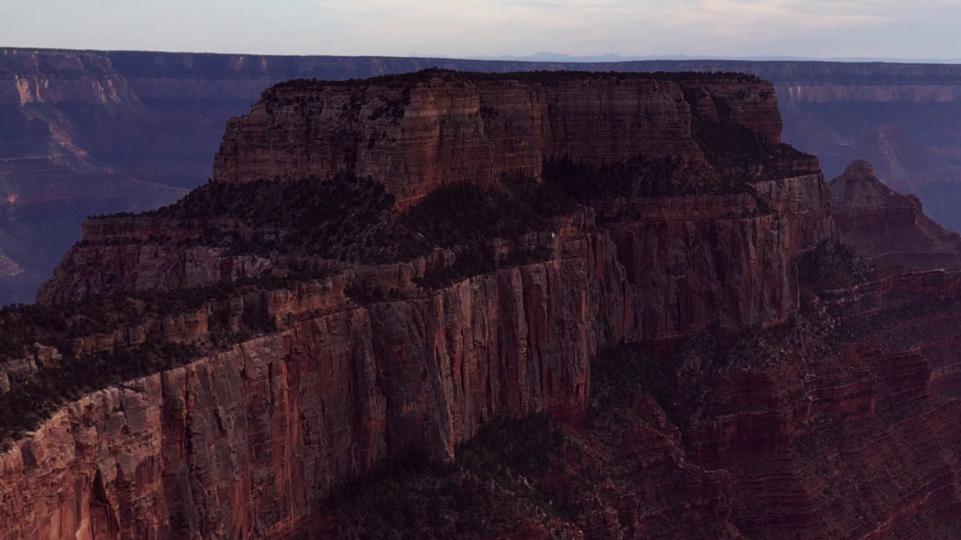 Cape Royal on the north rim of Grand Canyon National Park. Stock Video  Footage - VideoBlocks - Grand Canyon PNG HD