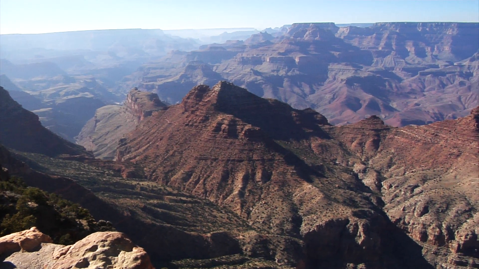 Pan of Grand Canyon National Park. Beauty shot. 1080p HD. Stock Video  Footage - VideoBlocks - Grand Canyon PNG HD