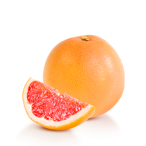 Grapefruit HD PNG-PlusPNG.com-510 - Grapefruit HD PNG