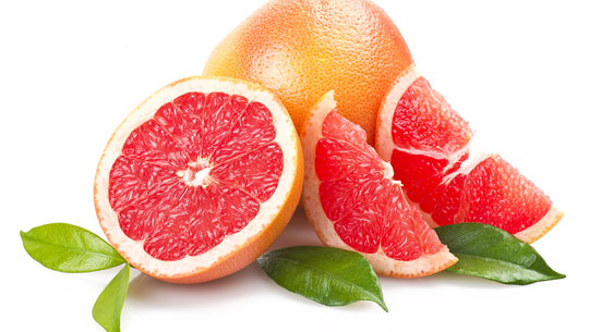 Food u0026 wine - Grapefruit HD PNG