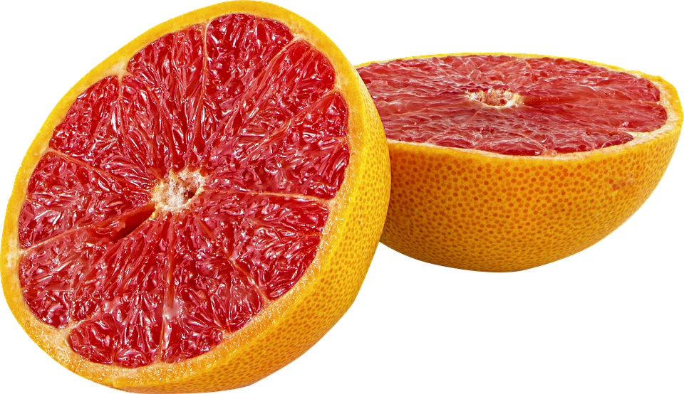 Fruit, Grapefruit, Png, Trans