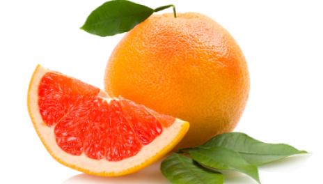 Lose weight thanks to the low calories in grapefruit - Grapefruit HD PNG