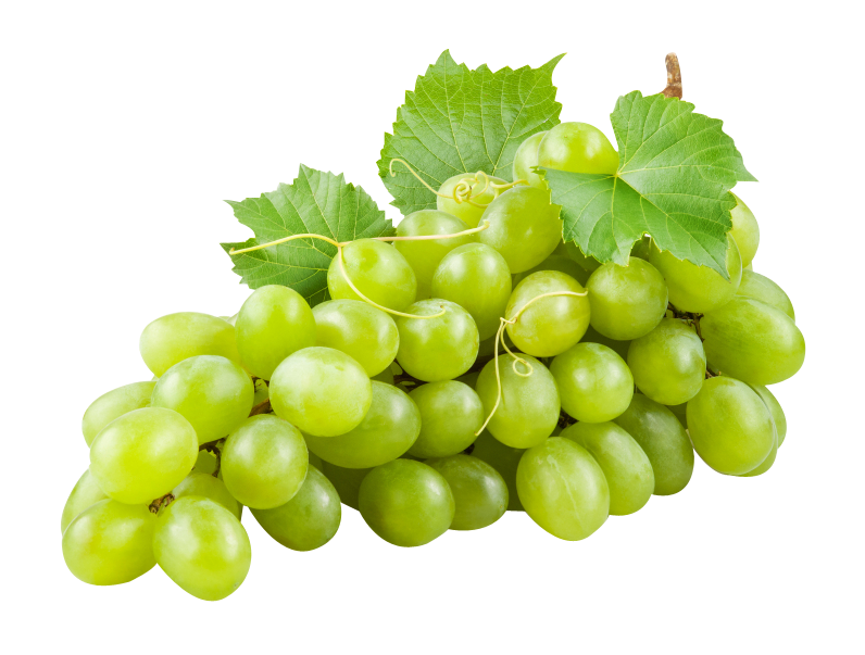 Green Grapes Transparent Images - Grapes HD PNG