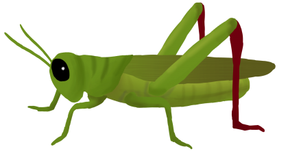 Grasshopper PNG Clipart - Grasshopper PNG