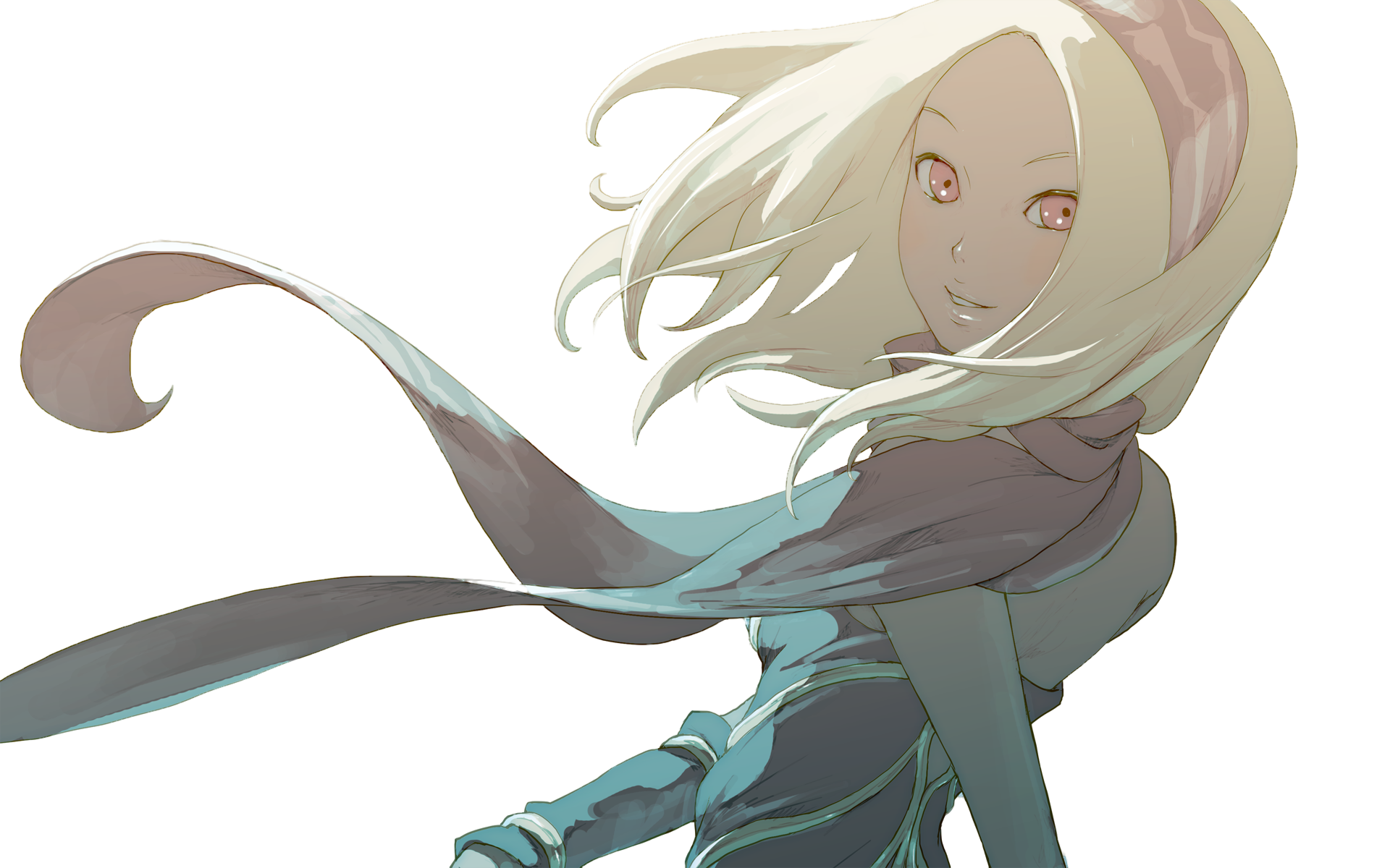 Gr2nobackground.png - Gravity Rush PNG