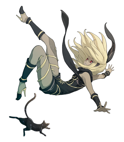 Gravity-rush-remastered-two-column-01-ps4-eu-26oct15.png - Gravity Rush PNG