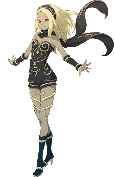 Kat as she appears in Gravity Rush 2.png - Gravity Rush PNG