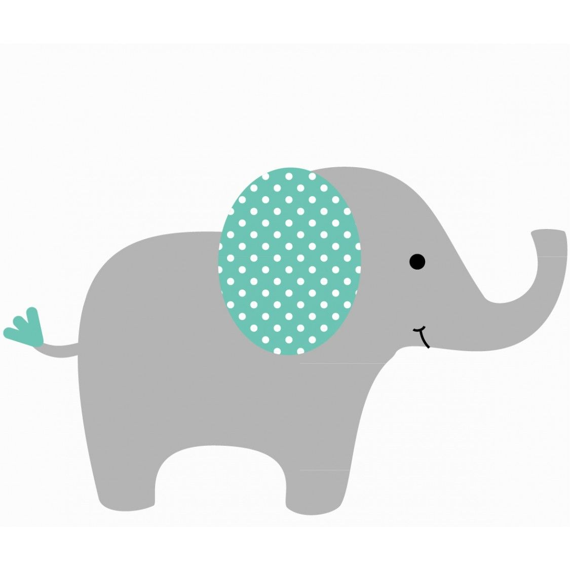 Gray and yellow chevron zig zag unisex baby bedding 9pc girl or boy crib  set. - Gray Baby Elephant PNG