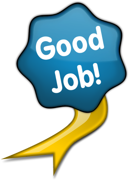 Great Job Team PNG - 48119