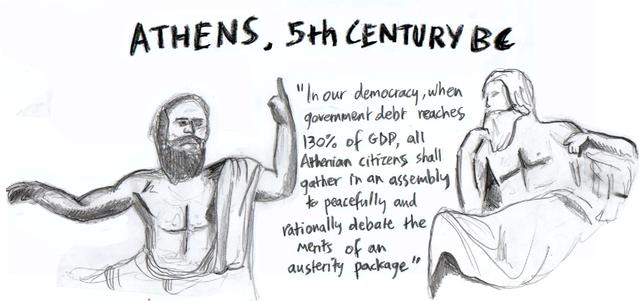 Ancient Greece - Greek Democracy PNG