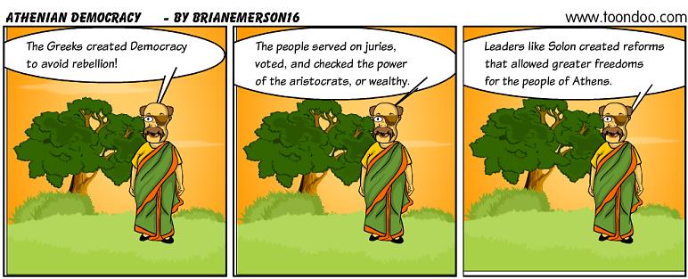 Athenian Democracy - Greek Democracy PNG