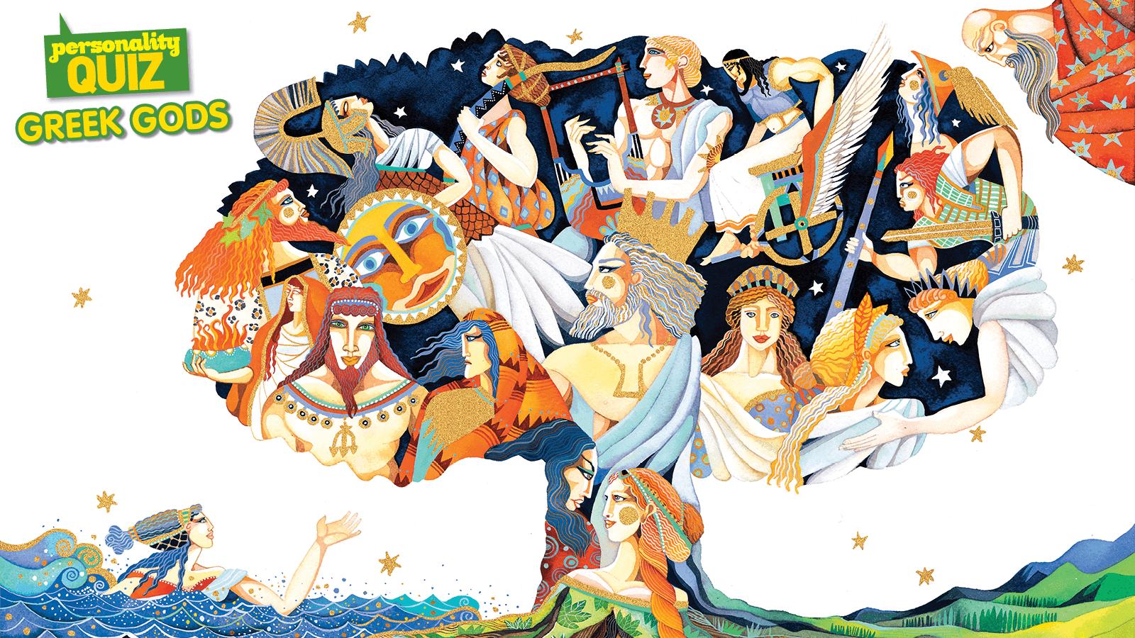 Greek Mythology PNG HD - 137563