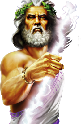 God - Greek Mythology PNG HD