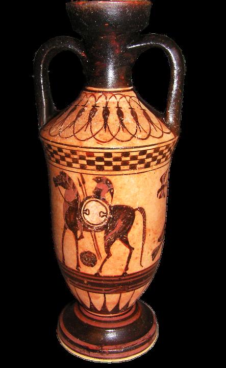 Greek Urn PNG - 80143